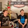 Фотосессия Blink-182 Honda Civic Tour