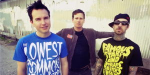 Blink 182 начинают записывать новый альбом