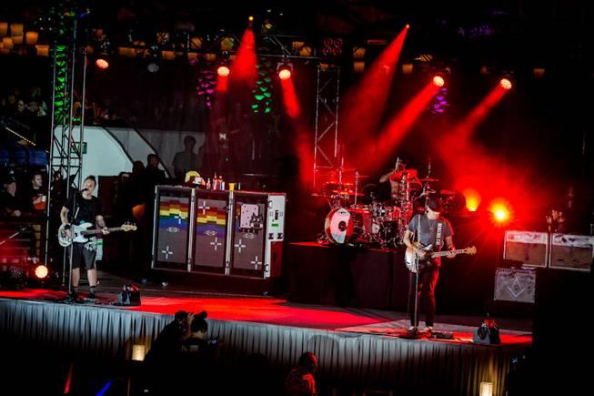 Концерт в Cosmopolitan (Лас Вегас)