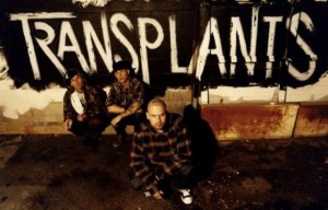 Группа Трэвиса Баркера The Transplants выпустила новый диск