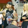 Барабанщик группы Blink-182 и певица Рита Ора расстались